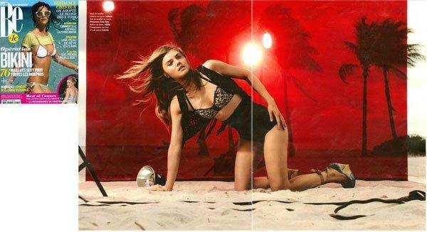 Be MagazineApril 27, 2011