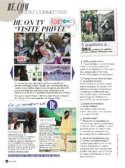 Be Magazine, April 5, 2012
