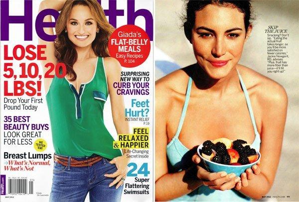 Health Magazine, May, 2012