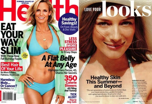 Health Magazine June, 2012