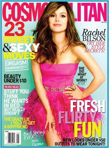 CosmopolitanMay 2013