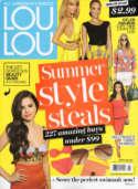 Lilibon in Lou Lou Magazine