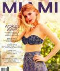 Miami Magazine Cover, May 2014