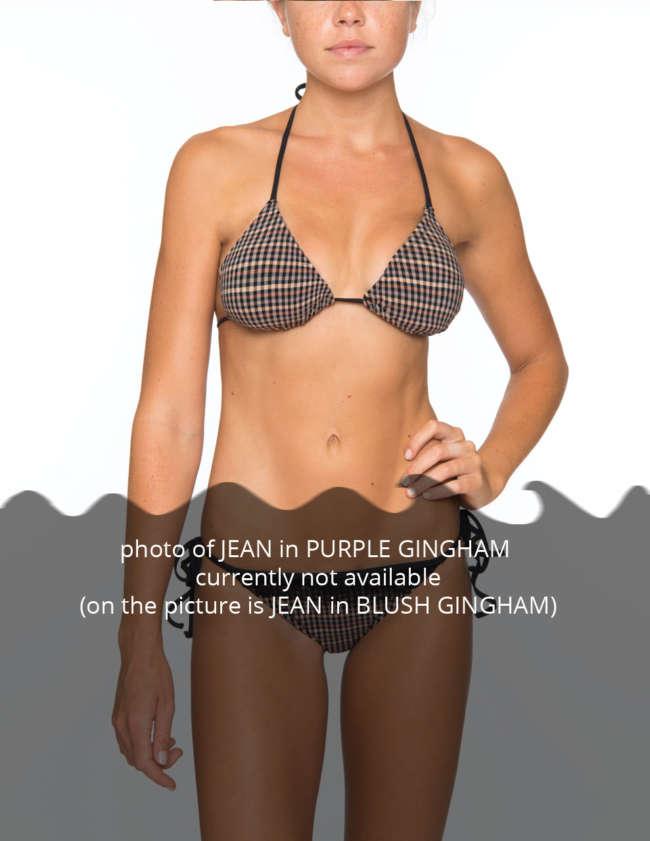 Jean, Gingham Purple